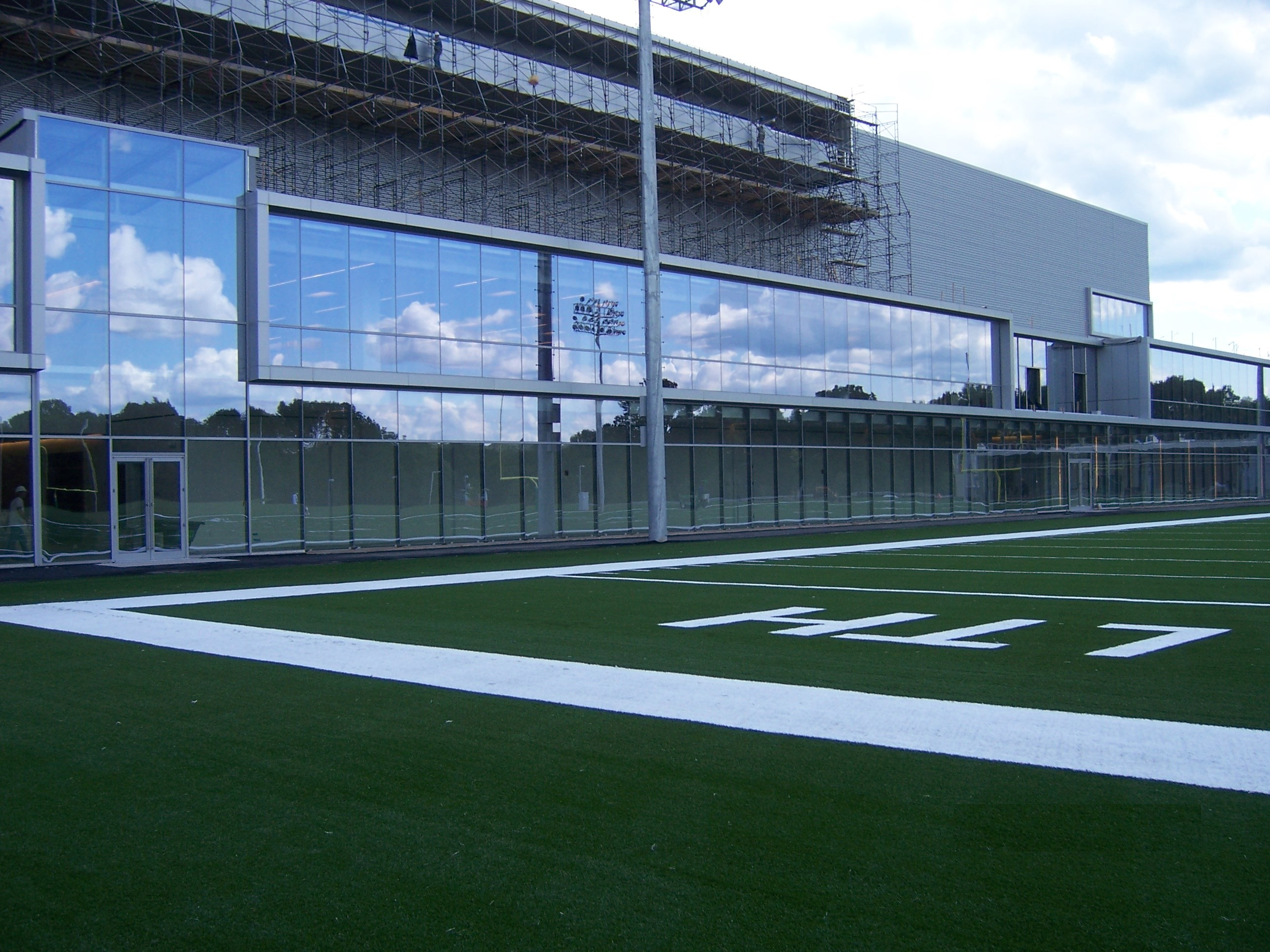 NY Jets Training Center
